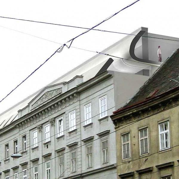 Dachboden Karmeliterhof