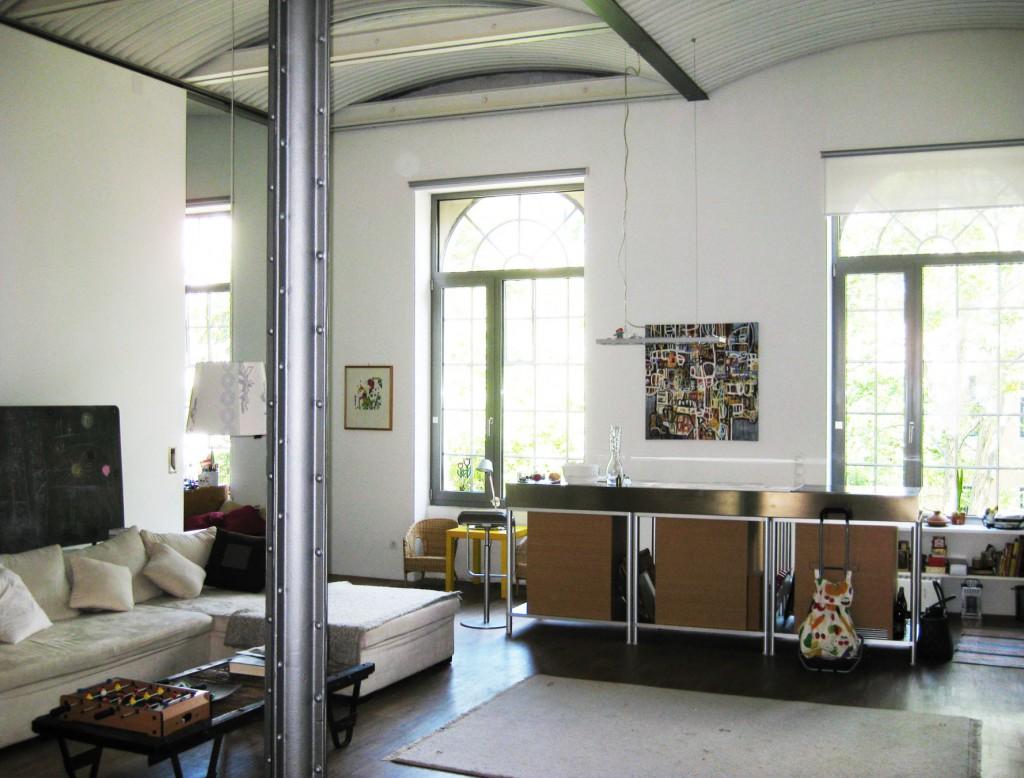 Loft Architektur loft zacherl architekten