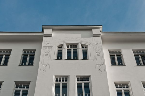 Fassade Krotenthallergasse