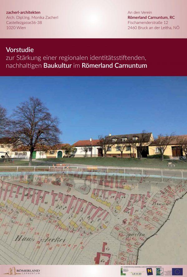 Vorstudie zur Baukultur im Römerland Carnuntum